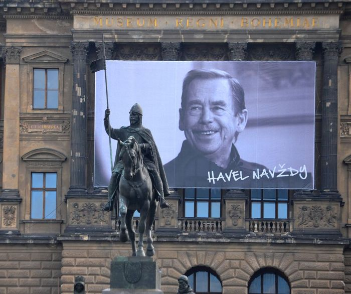 Six asides about Vaclav Havel